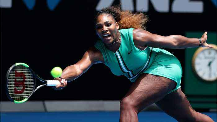 Serena Williams Returns With A Humane Butchering At The Australian Open