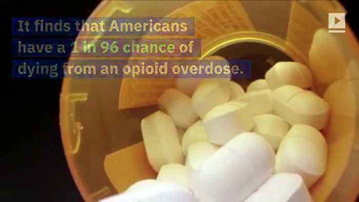 Opioids Overdose Surpasses Vehicle Crashes as a US Leading Cause of Death
