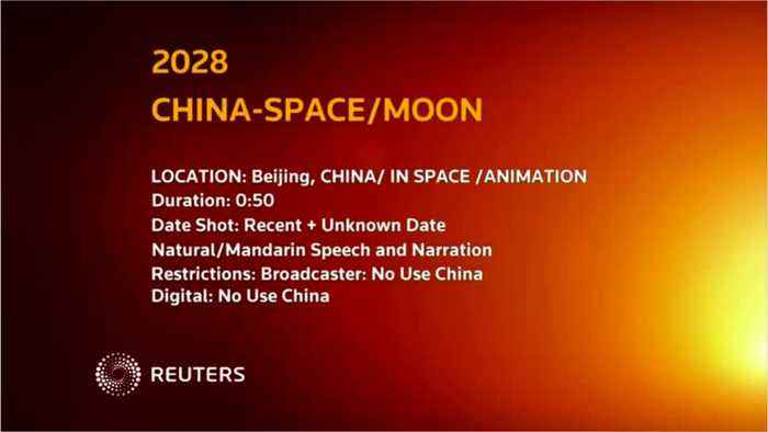 China Completes Earth's 'First Biological Experiment On The Moon'