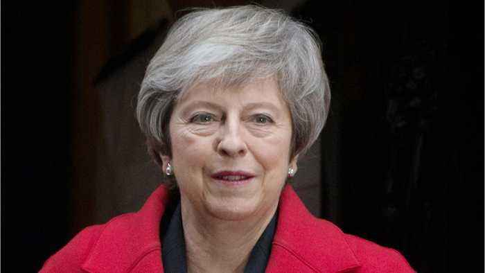 May Speaks Out Following Brexit Defeat
