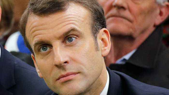 Macron Weighs In On UK's Brexit