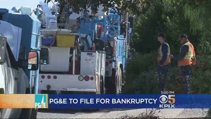PG&E Customers Likely To Pay More After Utility Files Bankruptcy