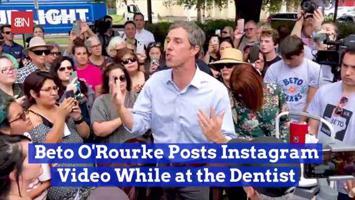 Presidential Hopefuls Are Even Using Dental Visits For Publicity