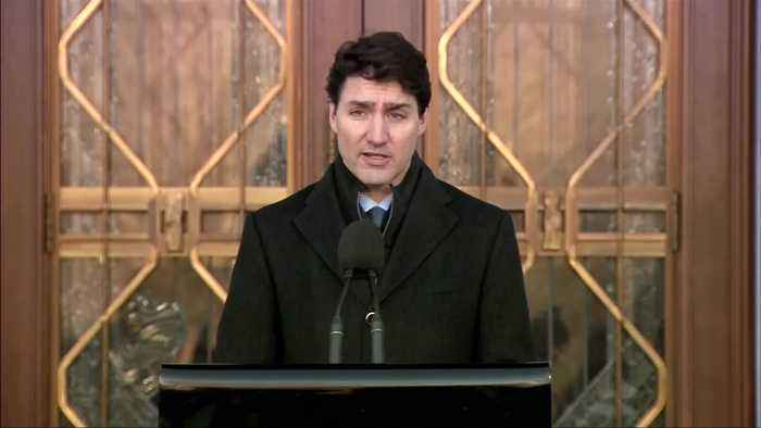 Trudeau condemns Canadian's death sentence in China