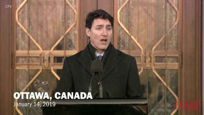 Canadian Prime Minister Comments on Canadian Sentenced to Death in China