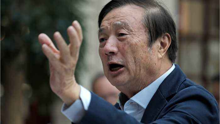 Reclusive Huawei CEO Speaks Out About Daughter