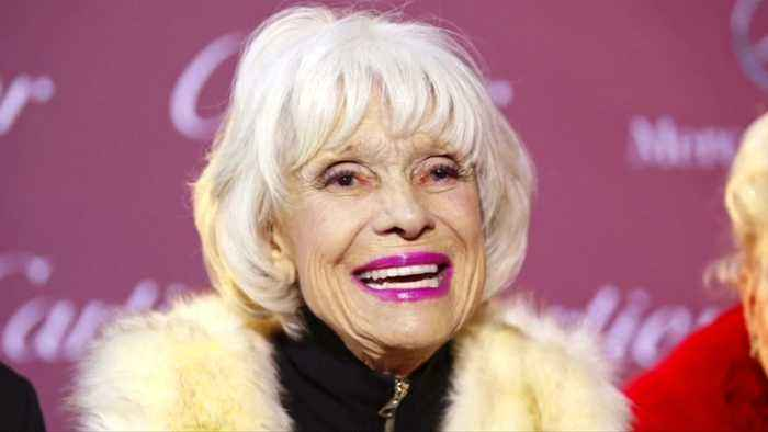 Carol Channing, Broadway's iconic 'Dolly,' dead at 97