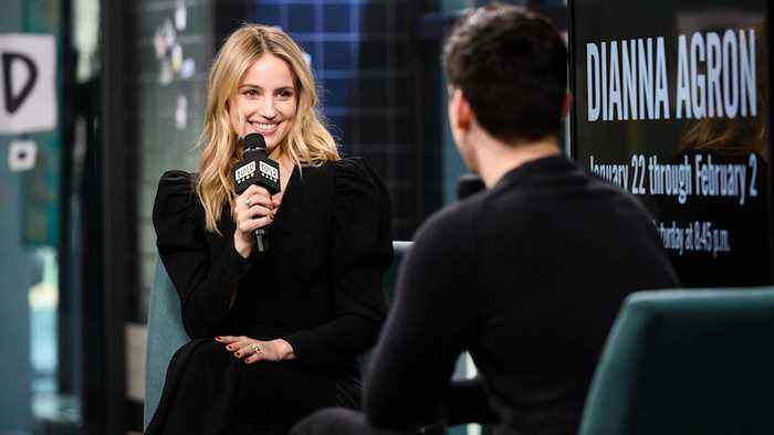 Dianna Agron is an Old Soul who Loves The Carlyle