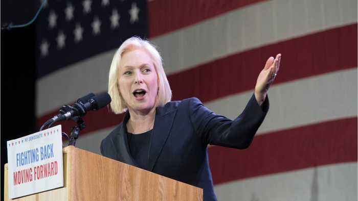 New York's Kirsten Gillibrand Reportedly Set To Announce Bid For President In 2020