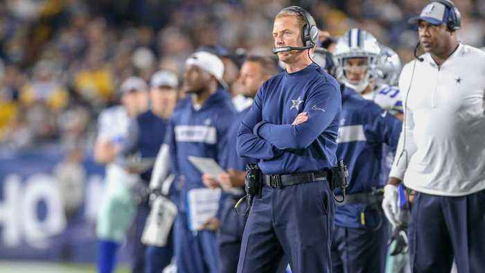 Jerry Jones Says Jason Garrett Would Have Had Five Offers After Black Monday