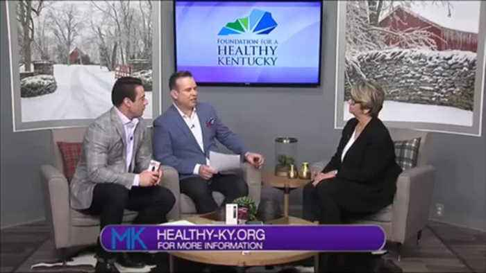 Fighting teen vaping with Foundation for a Healthy Kentucky