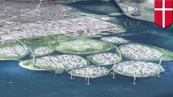 Denmark to build 'Silicon Valley' on artificial islands off its coast
