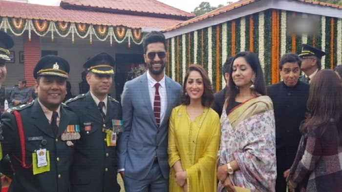 Wouldn't miss a chance to wear the Army uniform: Vicky Kaushal