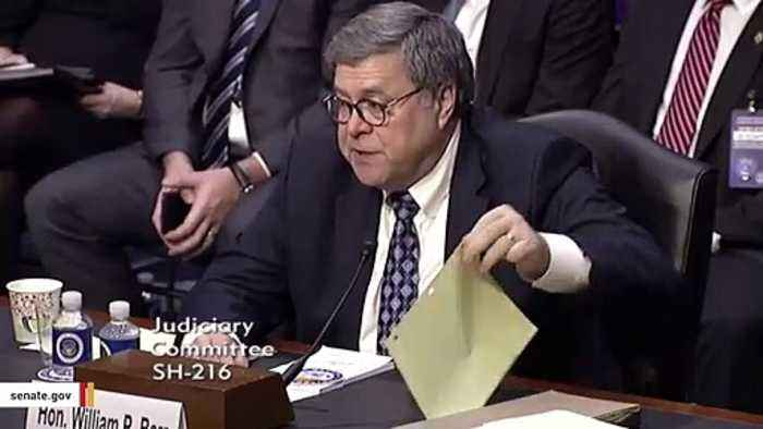 AG Nominee William Barr: 'I Don't Subscribe To This Lock Her Up Stuff'