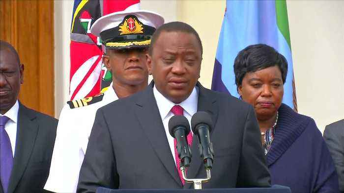 Kenyan forces kill all militants involved in Nairobi hotel attack, says president