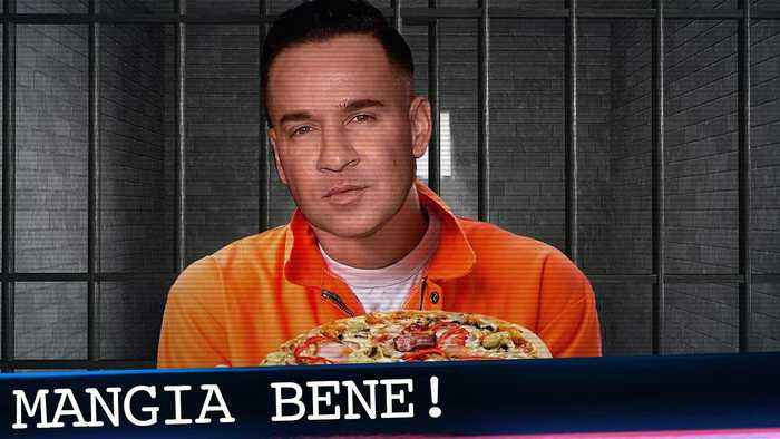 The Situation Can Eat Italian Food While Serving Prison Sentence