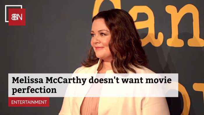 Melissa McCarthy Likes Movies That Are Real