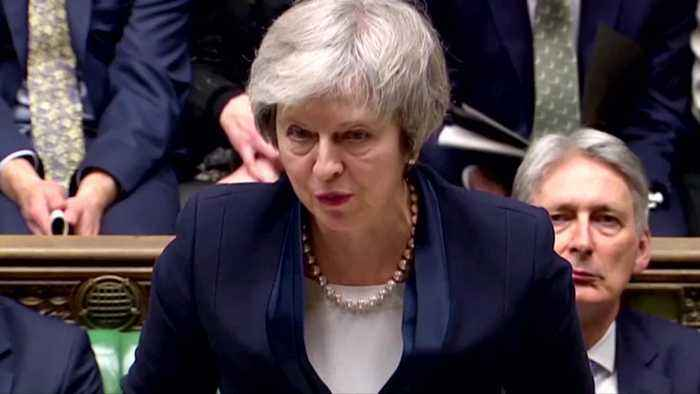 May's Brexit defeat triggers new confidence vote