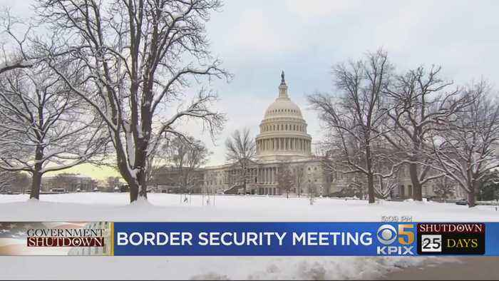 Day 24 Shutdown: WH Invites Dems To Border Meeting, But No One RSVPs