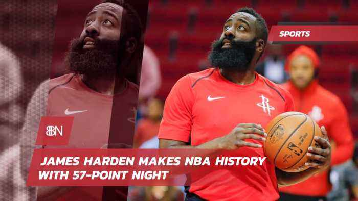 James Harden Is Blowing Up NBA Records Again