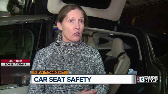 Viral video highlights need for proper child car safety seat installation