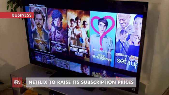 Netflix Is Going To Be Charging You More