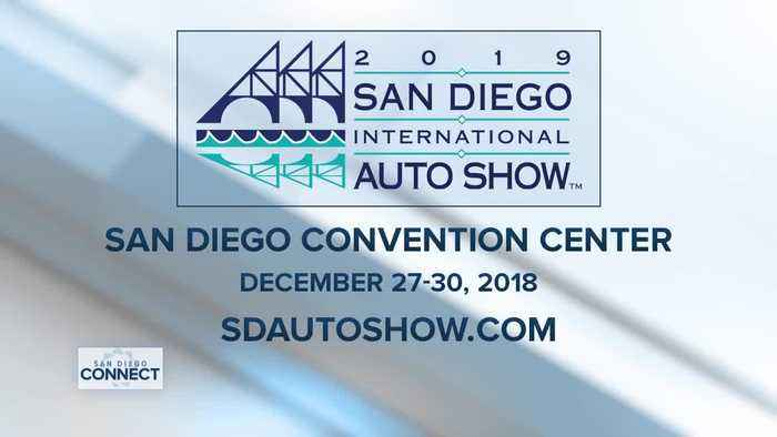 The 2019 San Diego International Auto Show is here December 27-30!