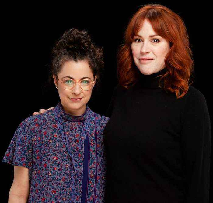 Molly Ringwald & Melissa B. Miller Costanzo Discuss Their Film, 'All These Small Moments'