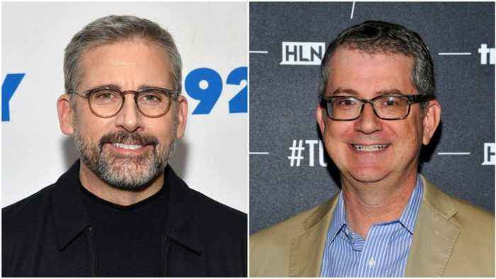 Steve Carell and Greg Daniels Co-Create Netflix Comedy About Trump's 'Space Force'   THR News
