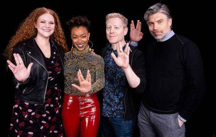 The Cast Of 'Star Trek: Discovery' On The Show's Second Season