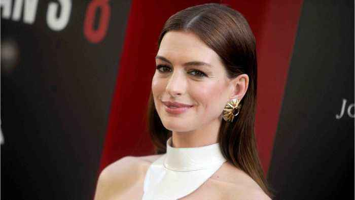 Anne Hathaway To Star In 'The Witches' Remake