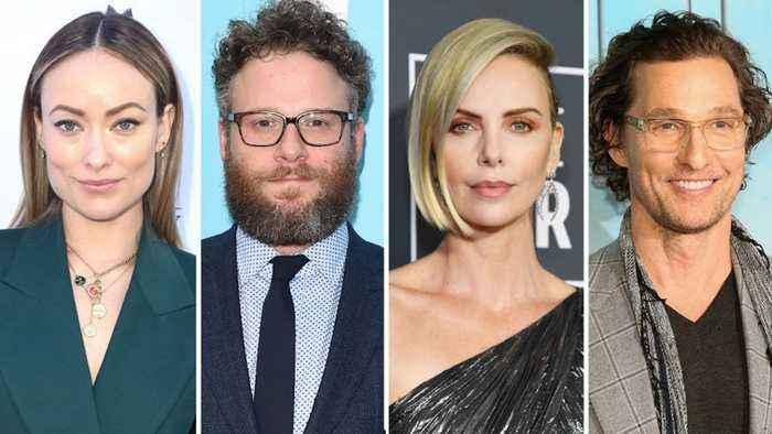 Olivia Wilde, Seth Rogen, Charlize Theron & More to Premiere New Projects at SXSW Film Fest | THR News
