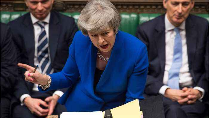 PM May Wins Confidence Vote, Looks To End Brexit Stalemate