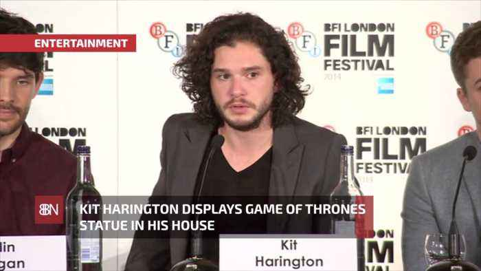 Kit Harrington Brought Game Of Thrones Home