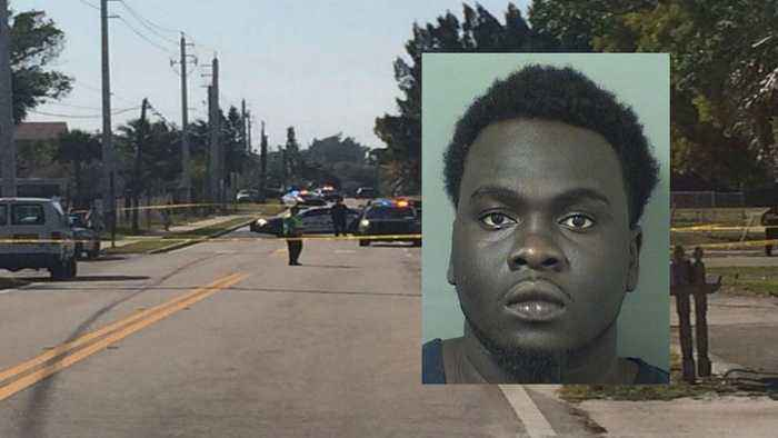 Lex Eugene convicted of killing child during police chase in Boynton Beach