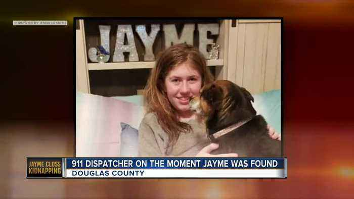 9-1-1 operator who answered the call that Jayme Closs was found relives that moment
