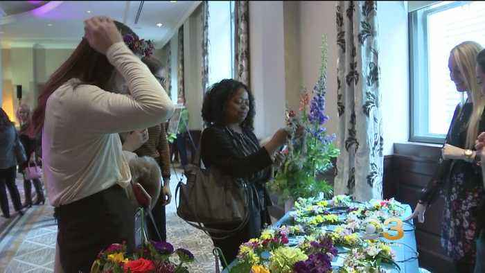 Philly Flower Show Gets Underway In Two Months