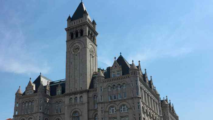 Government Watchdog Highly Displeased By Fed's Handling Of Trump Hotel Lease