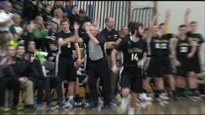 News 8 Play of the Week Nominees - January 15, 2019