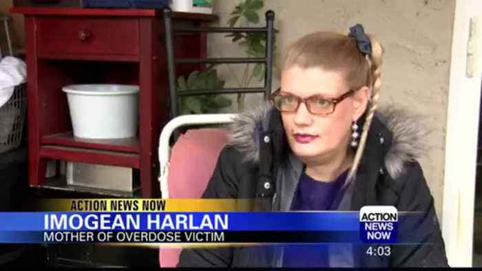 Mother of Overdose Victim Shares Updates on Son's Condition