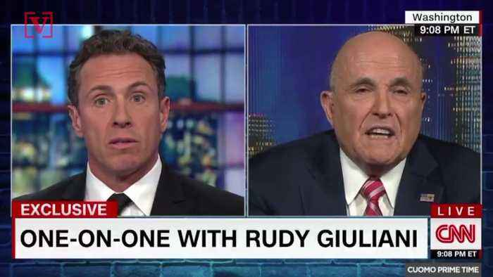 Rudy Giuliani Says Trump Didn't Collude With Russia, But Can't Say if The Campaign Did