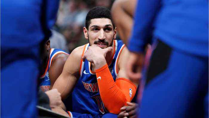 NBA Commissioner Supports Enes Kanter Staying Home