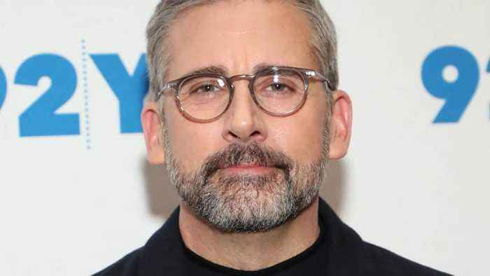 The Office fans rejoice: Steve Carell is starring in a workplace comedy about—wait for it—Trump's
