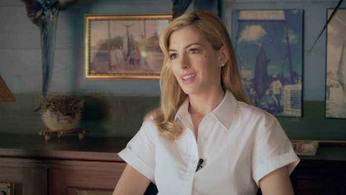 Anne Hathaway Talks About Toxic And Abusive Marriages In 'Serenity'