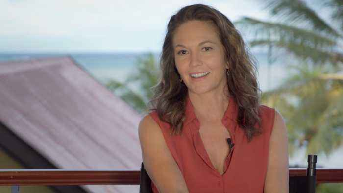 Diane Lane Shares Her Experience With Matthew McConaughey In 'Serenity'