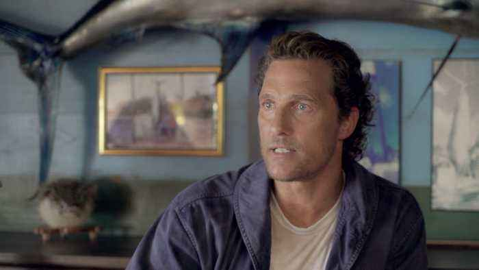 Matthew McConaughey Talks About Working With An 'Ex Wife' In 'Serenity'
