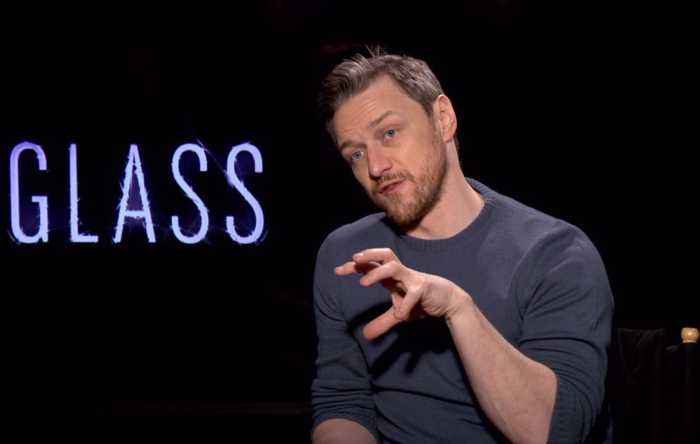 James McAvoy Becomes A Dangerous Mental Patient In 'Glass'