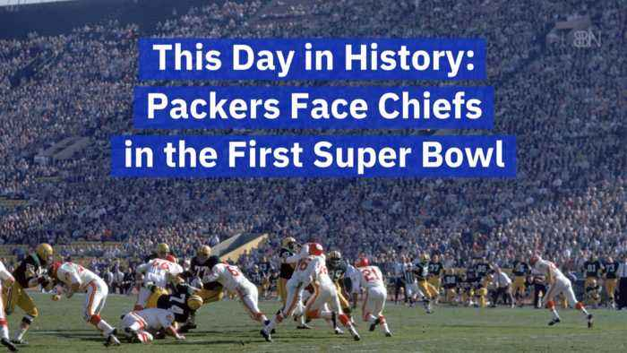 The Packers Faced The Chiefs In First Super Bowl: This Day In History