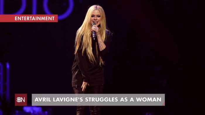 Avril Lavigne Talks About The Struggle That Comes With Being A Woman