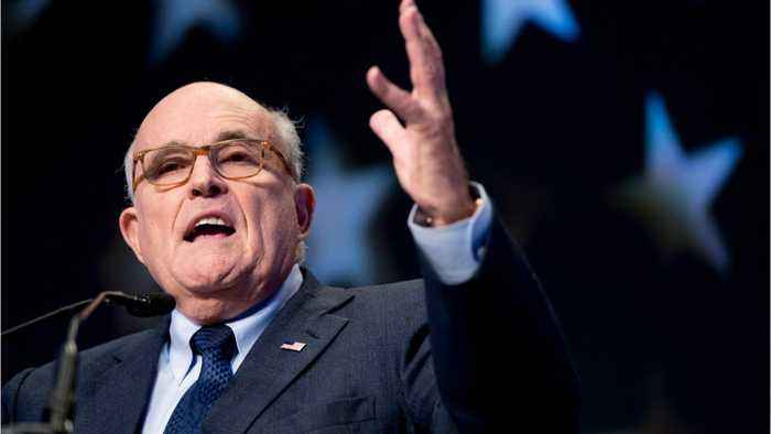 Giuliani Leaves Open Possibility That Campaign Aides May Have Colluded With Russia